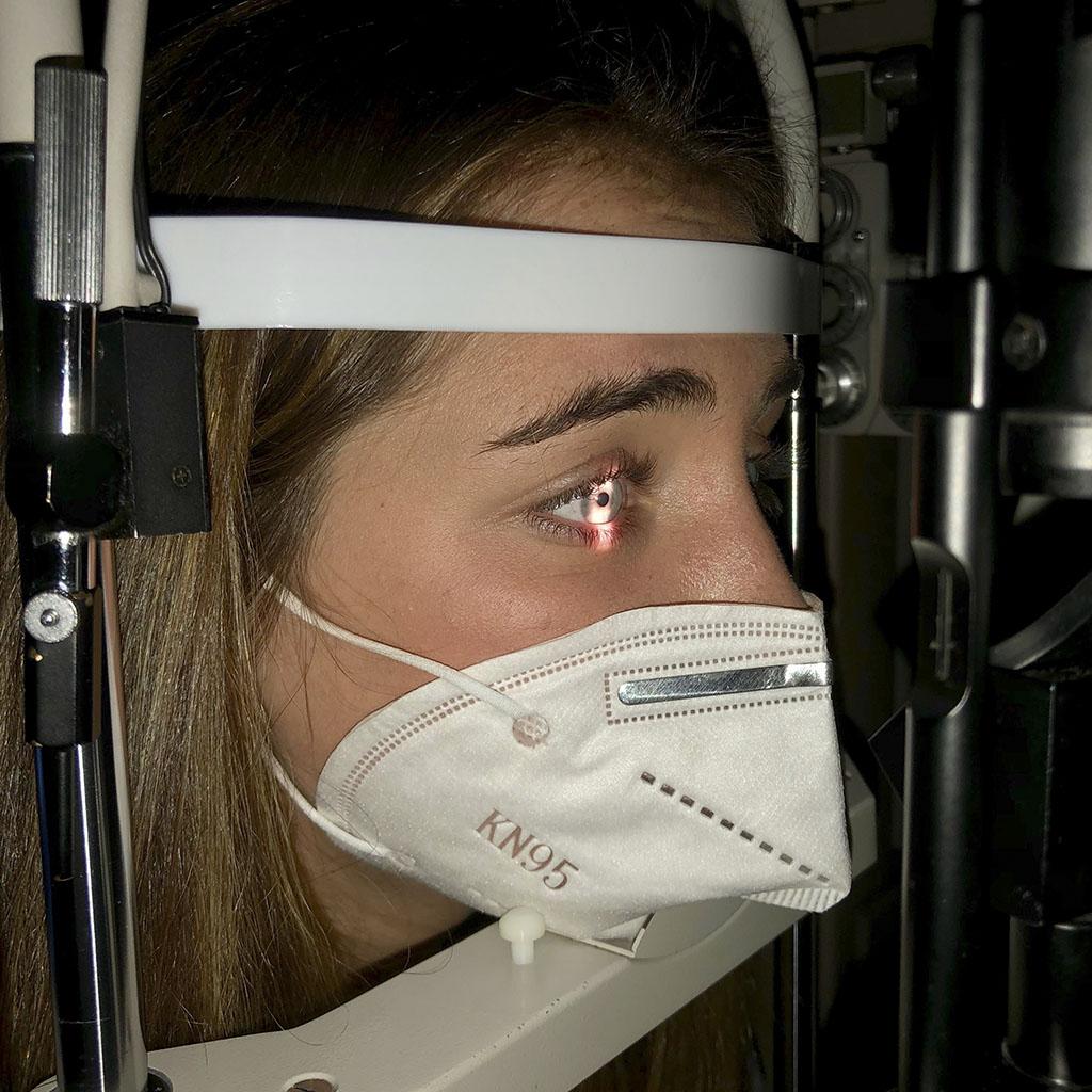 Optometría Examen Ocular Externo
