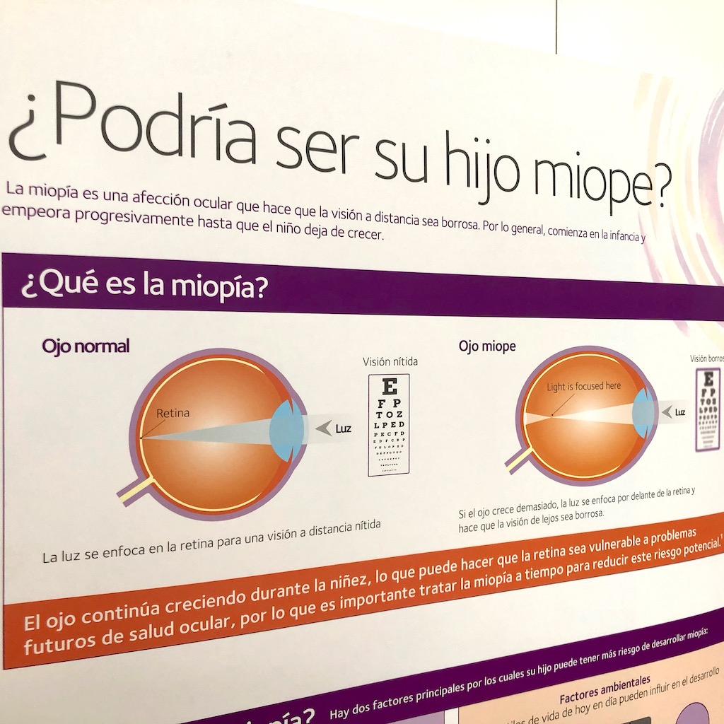 Optometría Pediátrica Óptica León