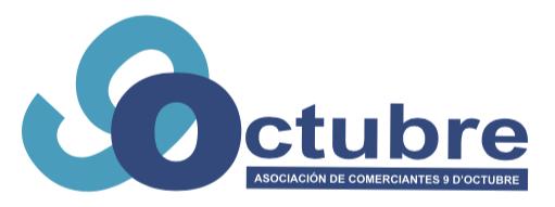 Logo asociacion 9 octubre
