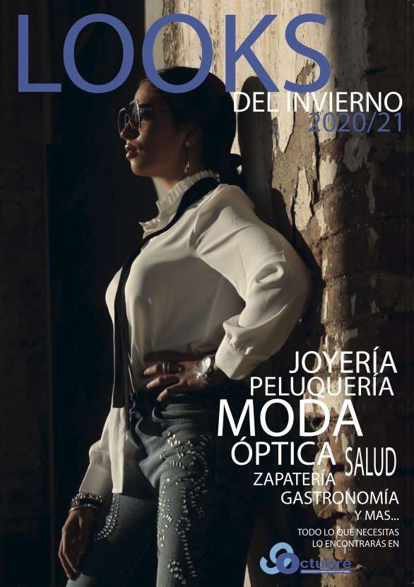 portada revista looks invierno Óptica León
